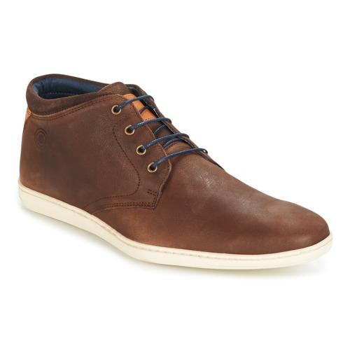 Casual Attitude CALER Braun  Schuhe Sneaker High Herren 74,99