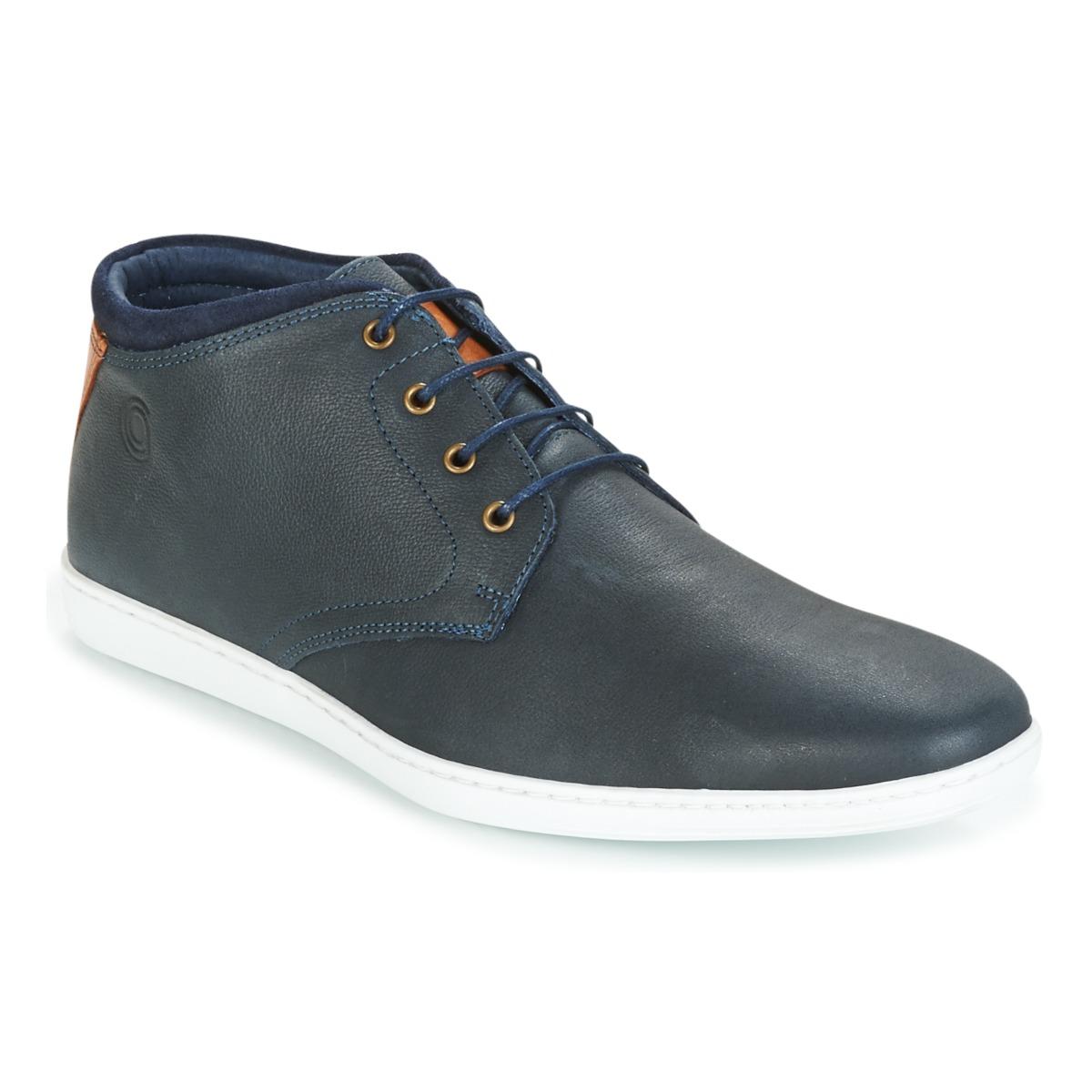 Casual Attitude CALER Marine - Kostenloser Versand bei Spartoode ! - Schuhe Sneaker High Herren 52,49 €