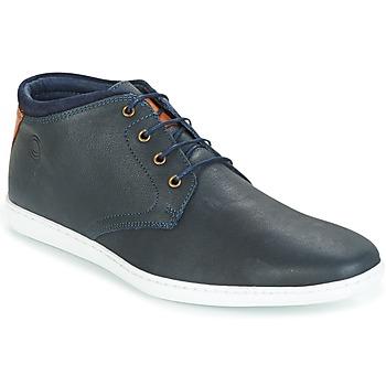 Schuhe Herren Sneaker High Casual Attitude CALER Marine