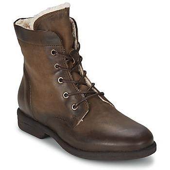 Schuhe Damen Boots Mjus DOO Braun