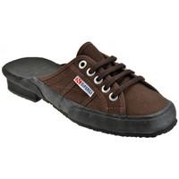 Schuhe Damen Pantoletten / Clogs Superga 2783 öffnen sabot