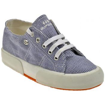 Schuhe Damen Sneaker Low Superga 2752 Im Inneren Sport fusbet niedrig turnschuhe