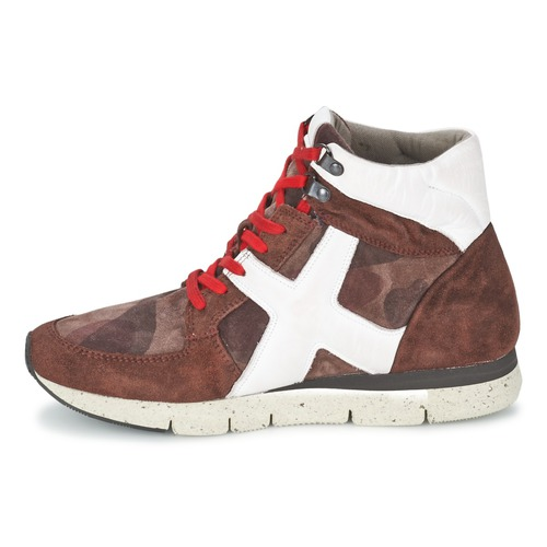 OXS JAZZ Bordeaux Sneaker  Schuhe Sneaker Bordeaux High Damen 215,20 7e9bc6