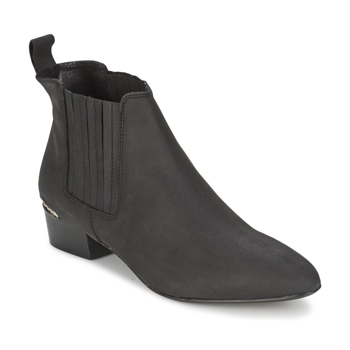 KG by Kurt Geiger SLADE Schwarz - Kostenloser Versand bei Spartoode ! - Schuhe Boots Damen 84,50 €