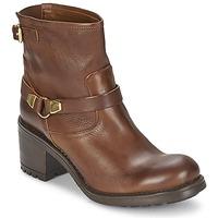 Schuhe Damen Low Boots Lola Espeleta KO-SAMUI Cognac