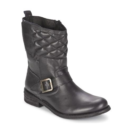 Felmini GREDO ELDO Schwarz Schuhe Boots Damen 75