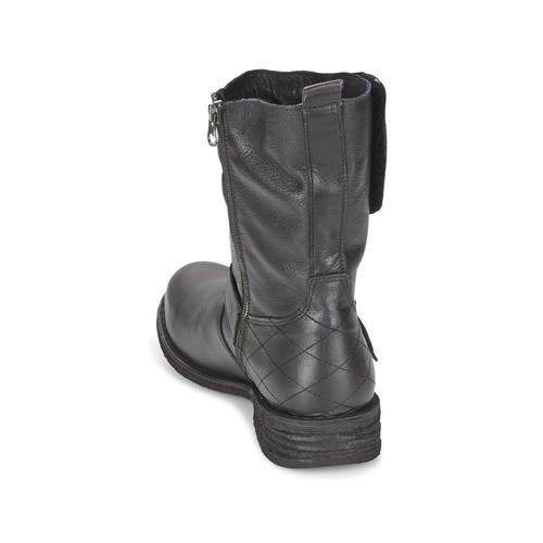 Felmini Damen GREDO ELDO Schwarz  Schuhe Boots Damen Felmini 75 6c3d55
