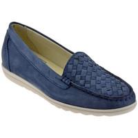 Schuhe Damen Slipper Keys 4537 FLEXE Fly mokassin halbschuhe