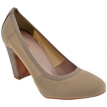 Schuhe Damen Pumps Keys Stretch T.70 Court Schuh ist plateauschuhe