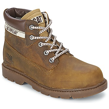Schuhe Kinder Boots Caterpillar COLORADO PLUS Beige