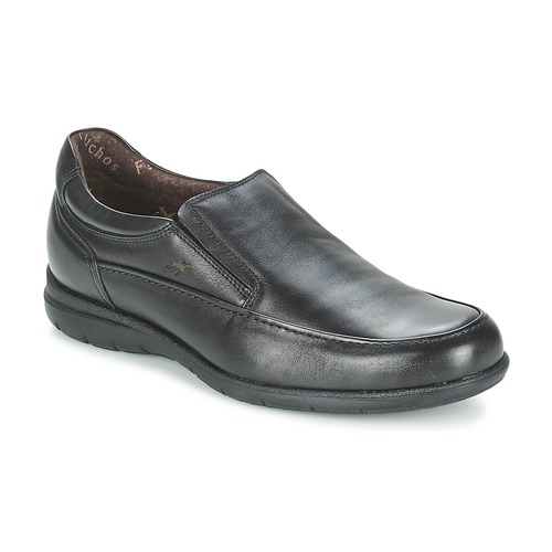 Fluchos LUCA Schwarz  Schuhe Slipper Herren 98,75