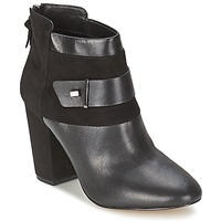 Schuhe Damen Low Boots French Connection LIRA Schwarz