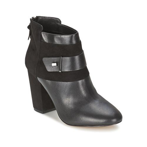 French Connection LIRA Schwarz  Schuhe Low Boots Damen 59,60