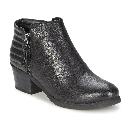 French Connection TRUDY Schwarz  Schuhe Low Boots Damen 111,20