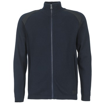 Kleidung Herren Strickjacken Jack & Jones STREET CORE Marine