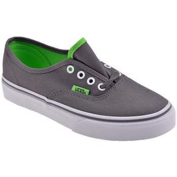 Schuhe Kinder Sneaker Low Vans Authentic JR Sport unteren turnschuhe
