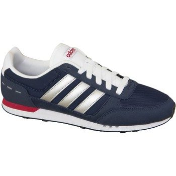 Schuhe Herren Sneaker Low adidas Originals Neo City Racer F99330 Blue
