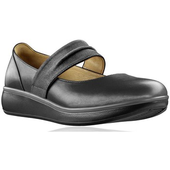 Schuhe Damen Ballerinas Joya DELIA CAVIAR SCHWARZ