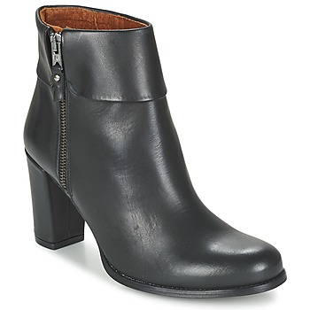 Schuhe Damen Low Boots Betty London FEJE Schwarz