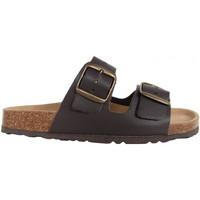 Schuhe Jungen Pantoffel Garatti AN0082 Marrón