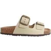 Schuhe Mädchen Pantoffel Garatti AN0082 Beige