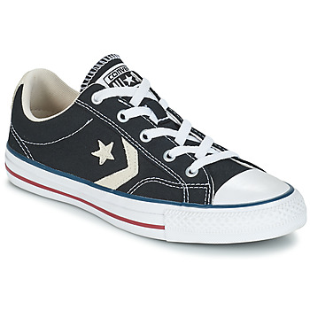 Schuhe Sneaker Low Converse STAR PLAYER OX Schwarz