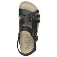 Schuhe Damen Pantoletten / Clogs Weeger Bio Sandal Art. 11141 schwarz