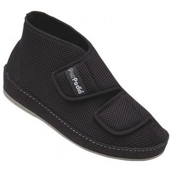 Schuhe Herren Boots Per Pedia Klima-Stiefel Art.44004 schwarz