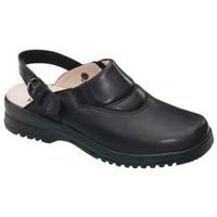 Schuhe Damen Pantoletten / Clogs Hartjes Küchen-Clog Art. 18002 schwarz