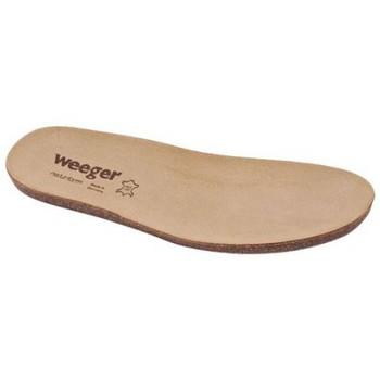 Accessoires Damen Schuh Accessoires Weeger Ersatzfußbett beige