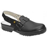 Schuhe Damen Pantoletten / Clogs Abeba ESD Clog  31010 schwarz