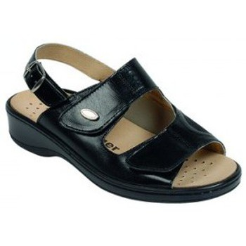 Schuhe Damen Sandalen / Sandaletten Weeger Halux  Art. 15362 schwarz