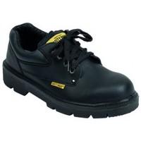 Schuhe Herren Derby-Schuhe Cortina Art. 42001 / S3 Sicherheitsschuh schwarz