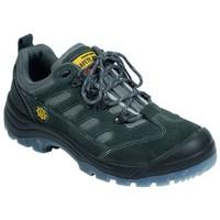 Schuhe Jungen Sneaker Low Cortina Art. 42002 / S1P Sicherheitsschuh grau/schwa