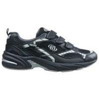 Schuhe Herren Sneaker Low Brütting Sportschuh Art. 46085 schwarz komb