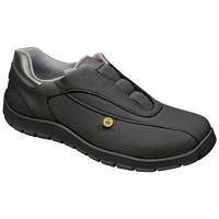 Schuhe Herren Sneaker Low SchÜrr ESD-Slipper Art. 43002 schwarz