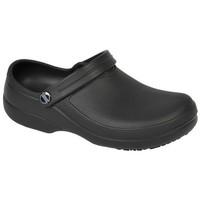 Schuhe Herren Pantoletten / Clogs Weeger Froggz Clogs Art. 48036 schwarz