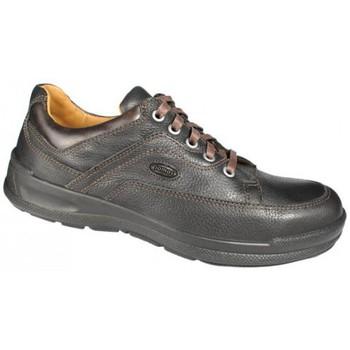 Schuhe Herren Sneaker Low Jomos Schnürer 419205 schwarz