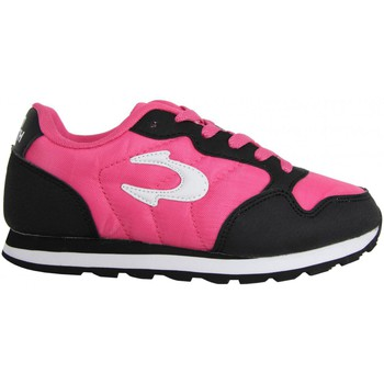 Schuhe Kinder Sneaker Low John Smith CONTE 15I Rosa