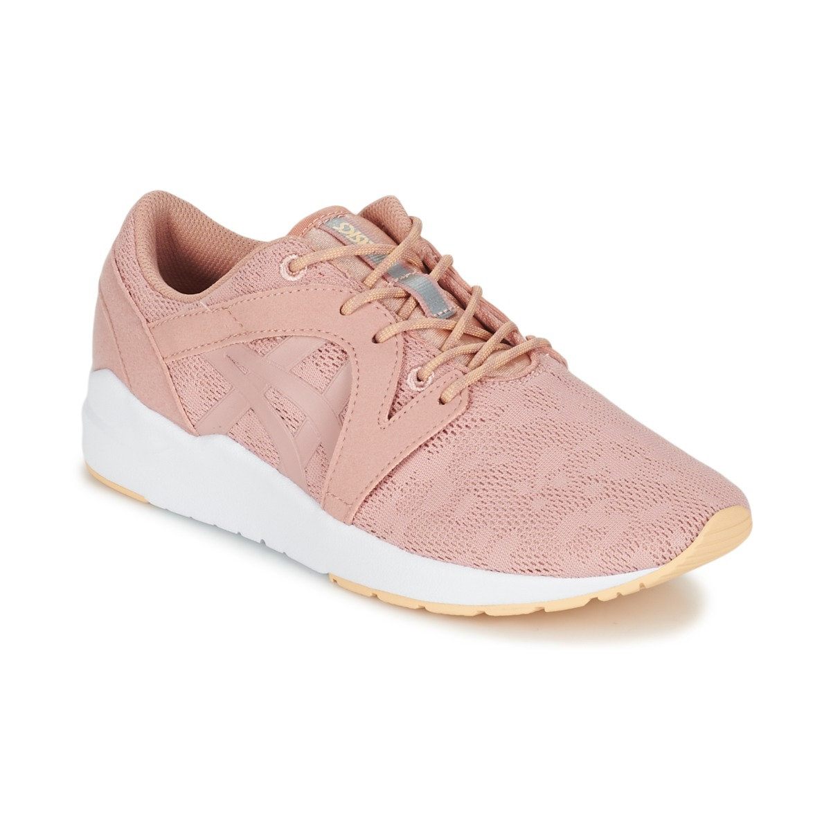 Asics GEL-LYTE KOMACHI W Rose - Kostenloser Versand bei Spartoode ! - Schuhe Sneaker Low Damen 67,99 €
