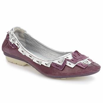 Schuhe Damen Ballerinas Pataugas TURNER Violett