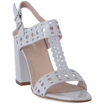 Schuhe Damen Sandalen / Sandaletten Carmens Padova ABRASIVO Grigio