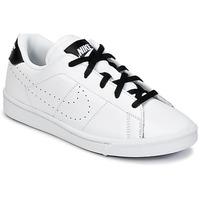 Schuhe Jungen Sneaker Low Nike TENNIS CLASSIC PREMIUM PRESCHOOL Weiss / Schwarz