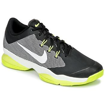 Schuhe Herren Tennisschuhe Nike AIR ZOOM ULTRA Schwarz / Gelb