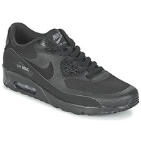Schuhe Herren Sneaker Low Nike AIR MAX 90 ULTRA 2.0 ESSENTIAL Schwarz