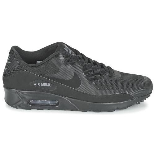 Nike AIR MAX 90 90 MAX ULTRA 2.0 ESSENTIAL Schwarz Schuhe Sneaker Low Herren 101,50 fc93d9