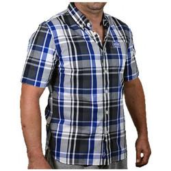 Kleidung Herren Kurzärmelige Hemden Superdry Camicia manica corta hemden