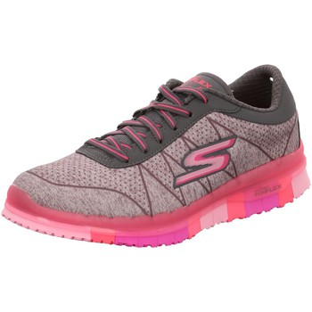 Schuhe Kinder Fitness / Training Skechers - 14011 GYHP grau