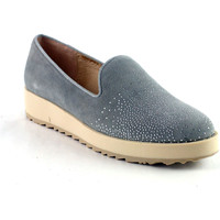 Schuhe Damen Slipper SPM lt. grey Grau