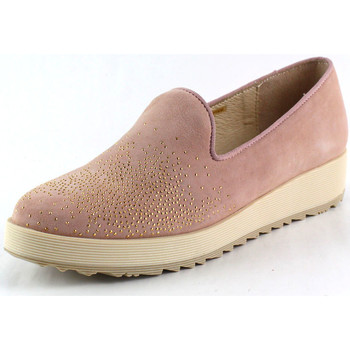 Schuhe Damen Slipper SPM blush rot
